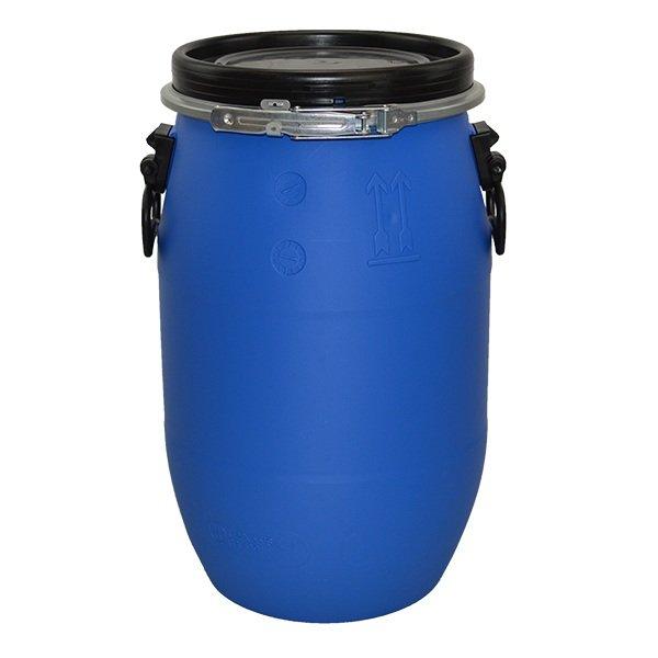 30 Litre Blue Plastic drum