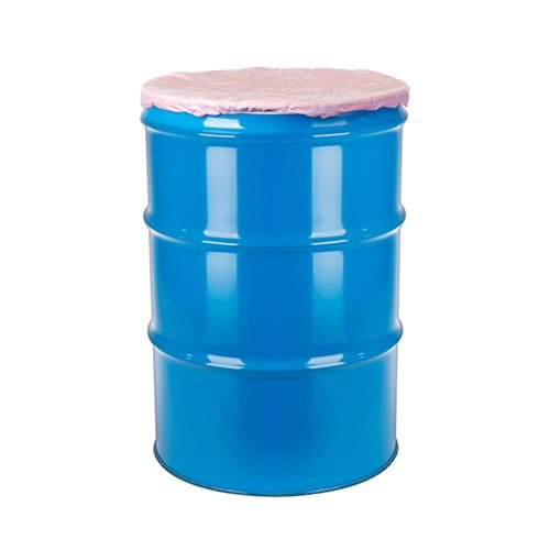 Elasticated Polythene Drum covers Anti Static
