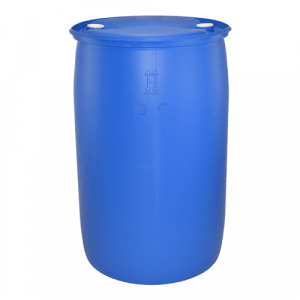 120 litre tight head plastic drum